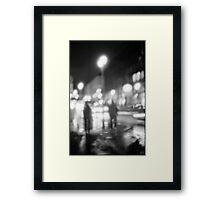 nightshadows Framed Print