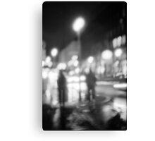 nightshadows Canvas Print