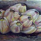Barnacle cluster by weepeeple
