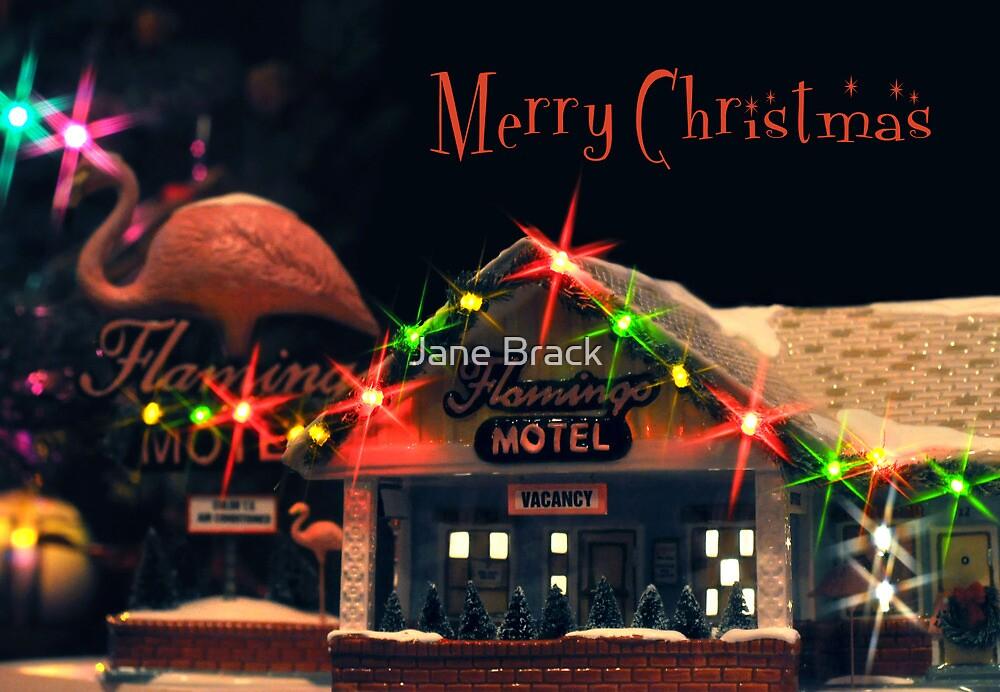Merry Christmas by Jane Brack