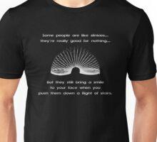 People Are Like Slinkies.. Revamped Unisex T-Shirt