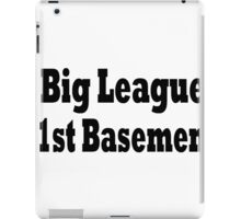 Baseball iPad Case/Skin