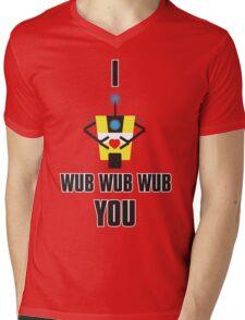I WUB YOU Mens V-Neck T-Shirt