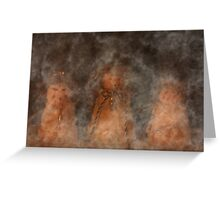 Angels We Have Heard On High.... Greeting Card