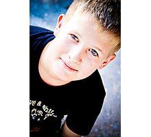 Justin Photographic Print