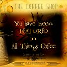 All Things Coffee Feature Banner by Carmen Holly