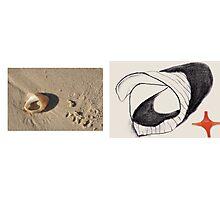 beach muse #7 Photographic Print