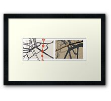 beach muse #8 Framed Print
