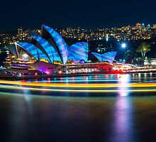Opera Ring of Fire by Adrian Alford Photography
