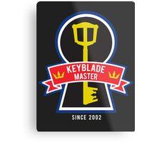 Keyblade Master Metal Print