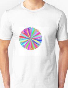 Digital Pansy T-Shirt