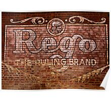 Rego: The Ruling Brand Poster