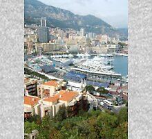 an unbelievable Monaco landscape Unisex T-Shirt