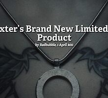 Announcing Mr Baxter's Brand New Limited Edition Redbubble Product by Redbubble Community  Team