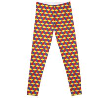 Rubix Cube 3D Leggings