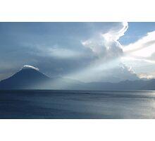 lago rays Photographic Print