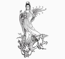 Quan Yin or Kwan Yin or Kuan Yin by buddhabubba