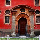 Parma, Collegio delle Orsoline, Emilia-Romagna, Italy 2009 by Igor Pozdnyakov