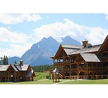 Banff, Alberta, Canada Photographic Print