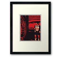 The last centurion Framed Print