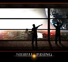 Nibiru Rising by SuperSprayer