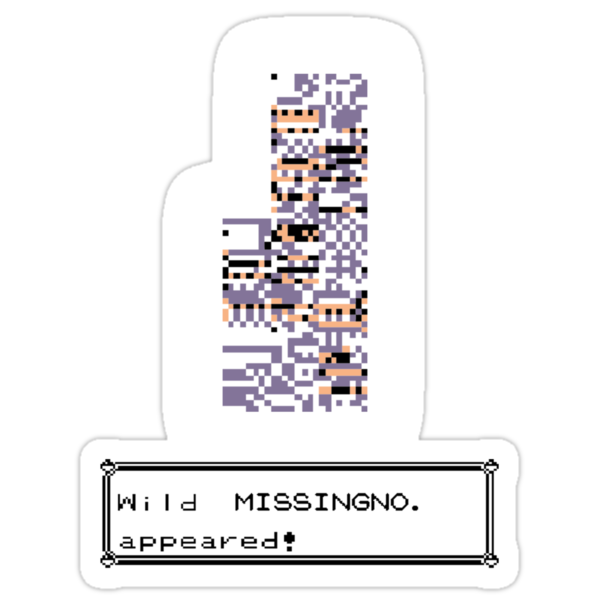 Missingno by Reeses2150