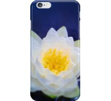Water Lily2 iPhone Case/Skin