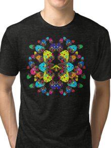 Mushroom Reflection Tri-blend T-Shirt