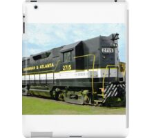 Diesel Train iPad Case/Skin