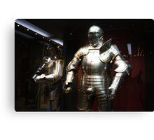 Henry VII Armour Canvas Print