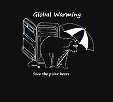 Global Warming II Mens V-Neck T-Shirt