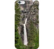 lower yosemite falls iPhone Case/Skin