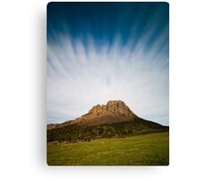 Solomon's Throne, Walls of Jerusalem National Park Canvas Print