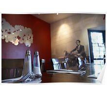 Alfonso's Restaurant Adelaide, South Australia Poster