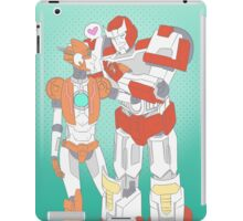 Doc Bots iPad Case/Skin