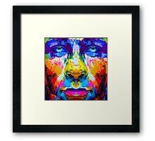 Nixo 0012 Framed Print