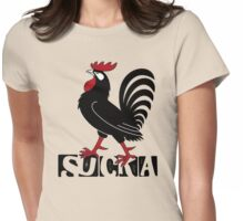 SUCKA Womens Fitted T-Shirt