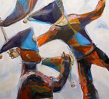 Carnivale by Elizabeth Moore Golding