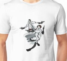 Fantomex and Cluster Unisex T-Shirt