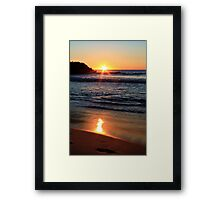 Another one gone Framed Print
