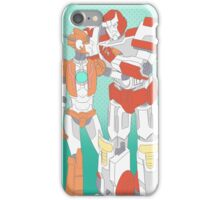 Doc Bots iPhone Case/Skin