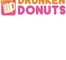 DRUNKEN DONUTS by fandesigns