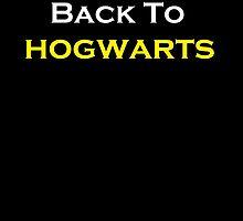 AVPM Gotta Get Back To Hogwarts (hufflepuff yellow) by wonnie