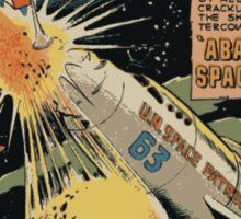 SPACE WAR Sticker