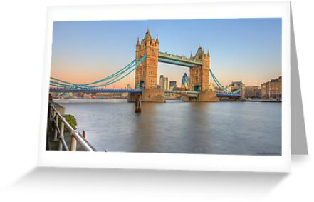 Tower Bridge - London by Adam Gormley