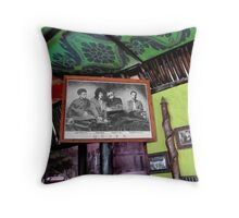 Mercury's Bar Throw Pillow
