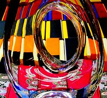 Gifted Glass. by Paul Rees-Jones