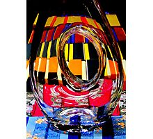 Gifted Glass. Photographic Print