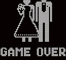 GAME OVER by fandesigns
