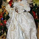 Victorian Christmas Angel by Marjorie Wallace